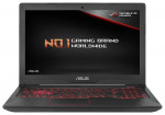 Ноутбук Asus FX 504 GE-E 4062 T 90NR00I2-M01580 Black/Red pattern